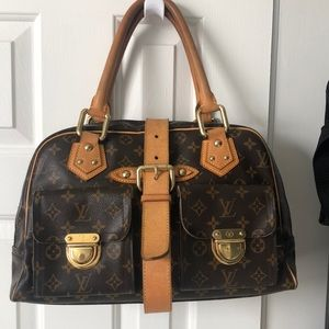 Louis Vuitton Manhattan Handbag